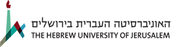 The Hebrew University of Jerysalem Logo